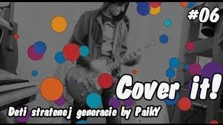 Rytmus - Deti stratenej generácie by PaikY |Cover it!| #06