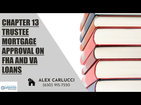 chapter-13-trustee-mortgage-approval-on-fha-and-va-loans