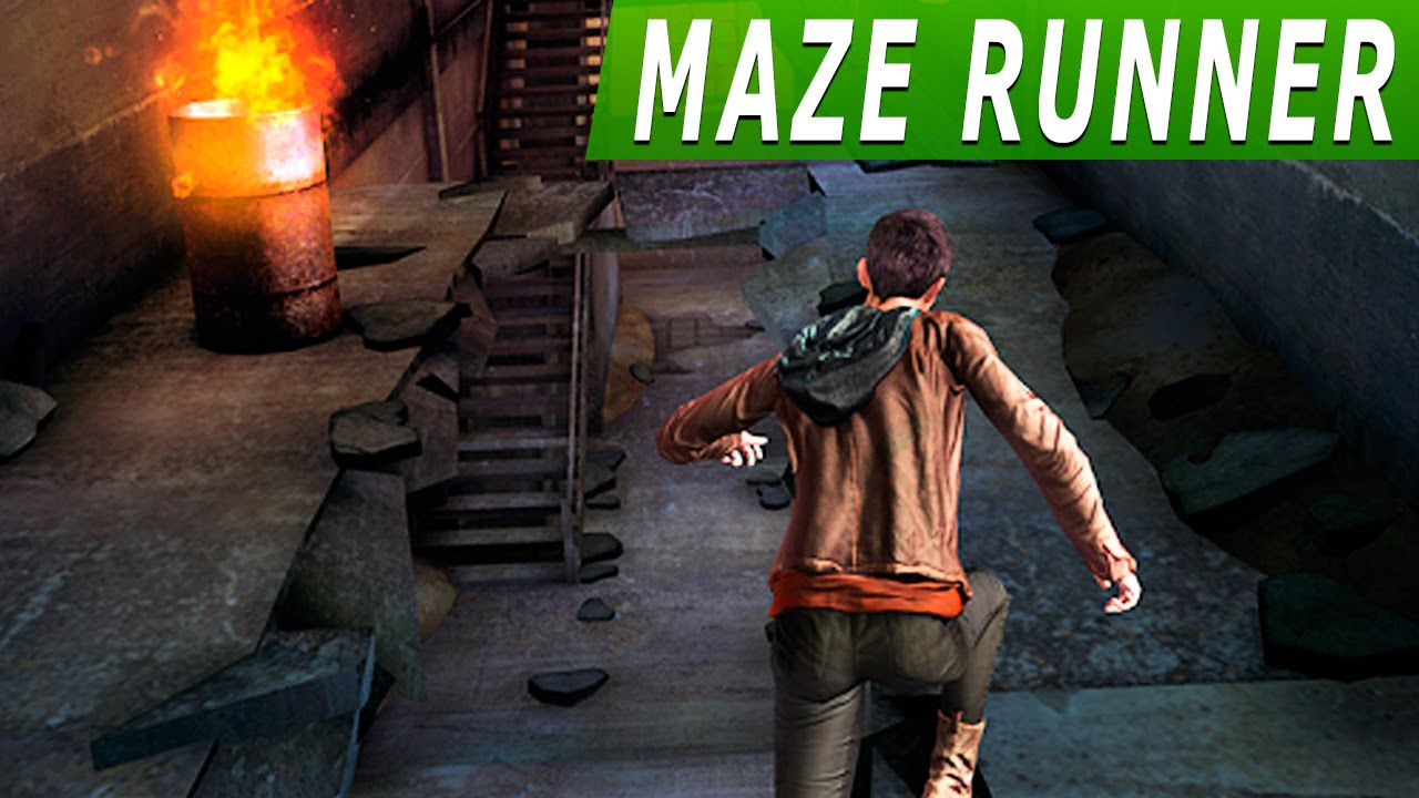 Maze Runner: The Scorch Trials [android Gameplay & My High Score Video]