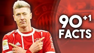 90+1 Facts About Robert Lewandowski!
