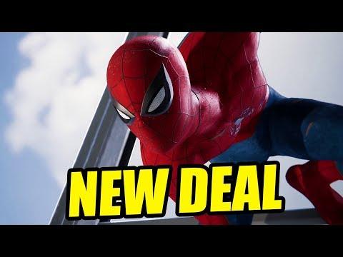SPIDER-MAN and VENOM to MARVEL STUDIOS? Apple Sony Disney Mega Deal Explained