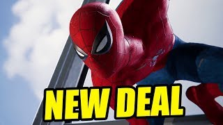 SPIDER-MAN and VENOM to MARVEL STUDIOS? Apple Sony Disney Mega Deal Explained