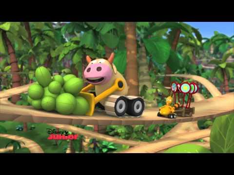 "Jungle Junction - ""Bungo's Better Best Friend"""