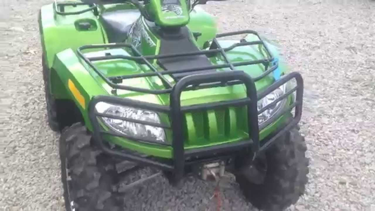 maxresdefault 2009 arctic cat thundercat h2 le youtube  at reclaimingppi.co