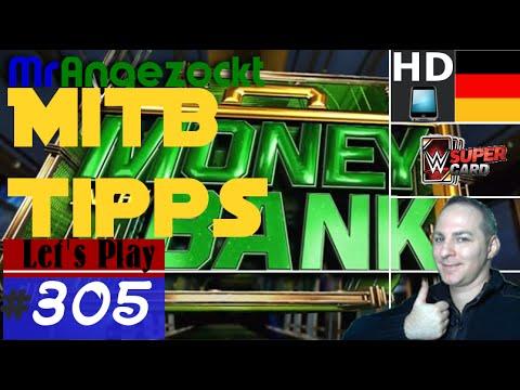 WWESupercard Deutsch #305★ MitB / Money in the Bank Tipps & Tricks ★ [Mobil, deutsch]