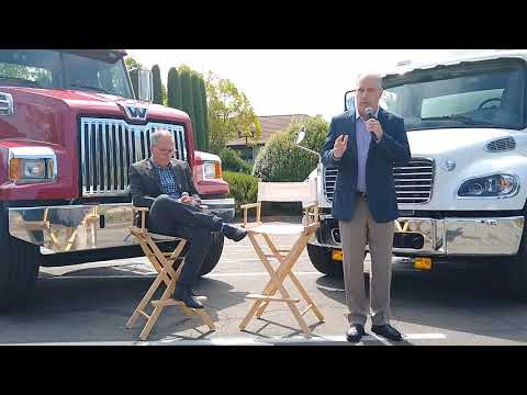 Western Star Trucks Meeting Vocational Demands With President David Carson