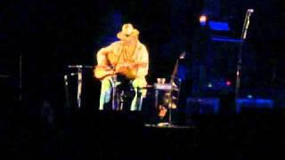 Neil Young Live 9 20 2010 Panama City Florida