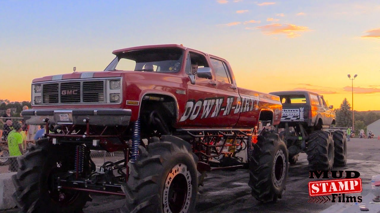 MEGA TRUCK PULLS at HOWELL EAGLES CLUB