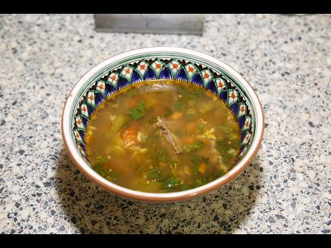 Настоящий суп харчо