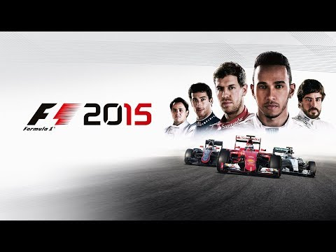 F1 2015 -  Singapore - Heavy Rain - Ultra Graphics - 60FPS
