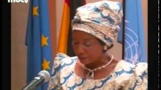 Malawi First Lady Getrude Mutharika