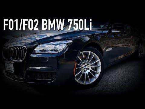 2014 BMW 750li Review | Rolls Royce for $20,000?