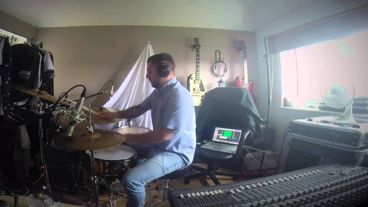 Rudimental Love Aint Just A Word Drum Cover
