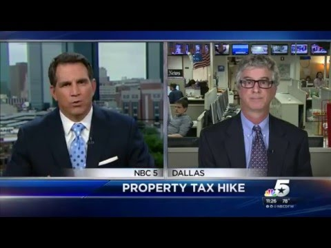 Get the latest on your 2016 Texas property tax