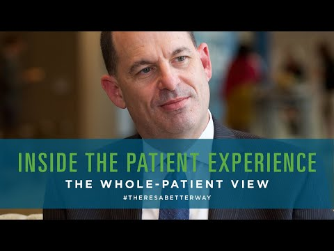 Inside the Patient Experience with Andrew Mellin Part 2