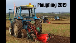 Ballycastle and District Tractor Ploughing Society 2019