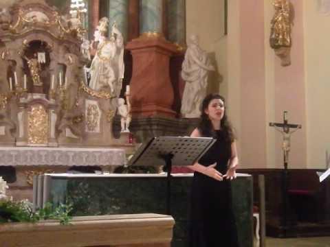 Defne Aydin G. Puccini -Gianni Schicchi - Lauretta O Mio Babbino Caro 2
