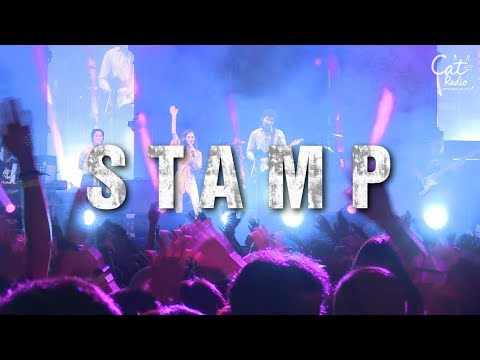 STAMP feat.V VIOLETTE - P.O.P(Japan) @CAT EXPO#4