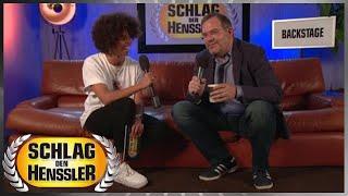 Schlag den Henssler - Backstage Interview mit Elton