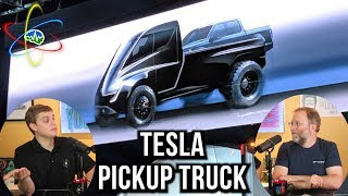 In Depth: Tesla Pickup Truck