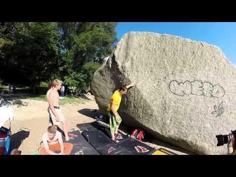 """Boulder-Point meets """"Alter Schwede"""" Hambuger Elbe"""