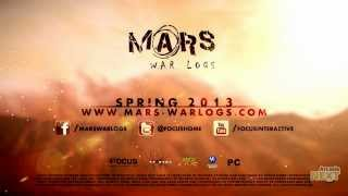 MARS War Logs | Combat Gameplay Trailer (2013) [EN] | FULL HD