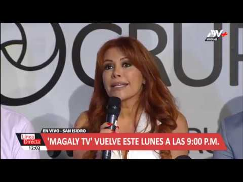Magaly Medina: ''Me fui de Latina por el caso de Paolo Guerrero''