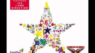 XFactor Finalists 2011 + JLS & One Direction : Wishing On a Star! (Lyrics)