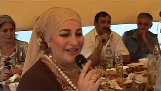 Свадьба Бислана в Малгобеке (с участием чеченских артистов),28.05.2012г. ,3 часть