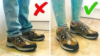 +10 من أفضل حيل الأزياء على جميع الرجال تعلمها