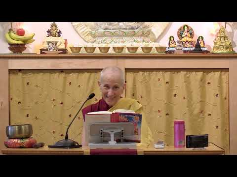 31 Samsara, Nirvana, and Buddha Nature: Feelings & The Ethical Dimension of Afflictions 08-06-21