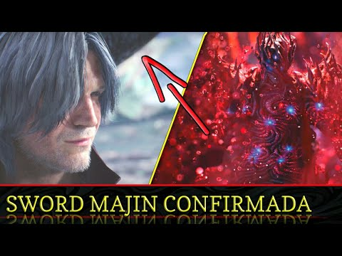 DMC5 | Reemplazo de Rebelión? | Sword Majin Confirmada | Info de Devil May Cry 5 thumbnail
