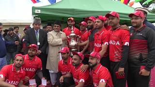 Masroor Cricket Tournament 2019