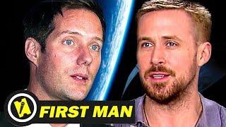 Ryan Gosling et Thomas Pesquet parlent de FIRST MAN !