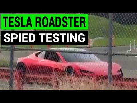 Tesla 2nd Generation Roadster Spied 0-60 in 1.9 Seconds