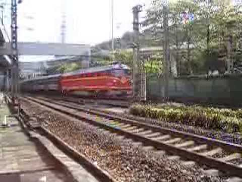 -MOR- Passenger Trains at Guangzhou on 15-11-2013 .