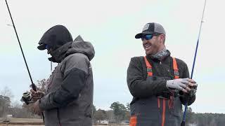 1v1 Major League Fishing style vs Mark Daniels Jr