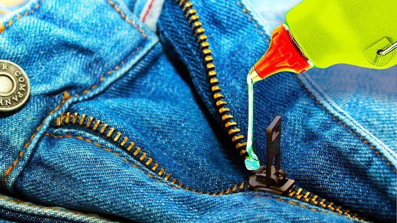 16 geniale jeans hacks die dich schick aussehen lassen youtube. Black Bedroom Furniture Sets. Home Design Ideas