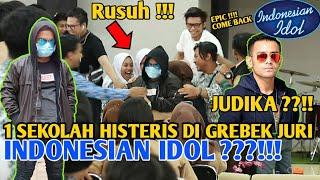 Gambar cover JUDIKA INDONESIAN IDOL NYAMAR JADI GURU ?!? 1 SEKOLAH HISTERIS N BAPER PRANK GURU !!