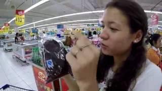 Китайские продукты.Супермаркет.