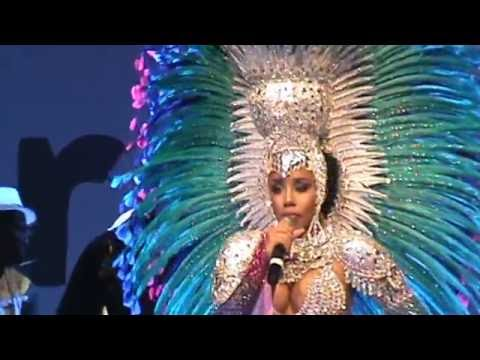 Final do concurso Corte Real 2017   Candidata Uillana Adães