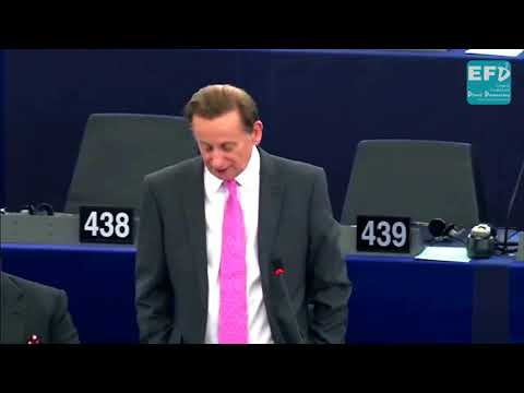 All EU foreign policy has done is destabilise the Middle East - Raymond Finch MEP