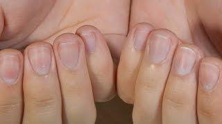 ♥Классический обрезной маникюр♥ NailArtTube