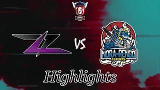 【あの頃の野良連が返ってきた】Zepto vs 野良連合 | Japan Championship 2020 ハイライト【R6S/レインボーシックス シージ】