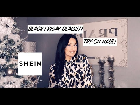 c95e2943bce7 SHEIN || BLACK FRIDAY DEALS || TRY-ON HAUL- GREAT TOPS FOR THE HOLIDAYS