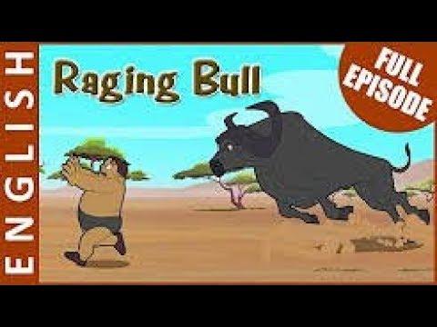 Raging Bull - Chhota Bheem in English