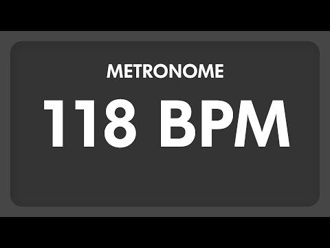 118 BPM - Metronome
