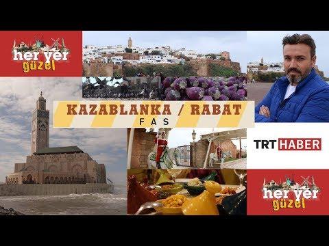 Her Yer Güzel - 5.Bölüm - Fas - Kazablanka / Rabat