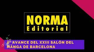 2º AVANCE DEL XXIII SALÓN DEL MANGA DE BARCELONA