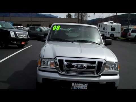 2008 Ford Ranger XLT Art Gamblin Motors Tim Smith 11243A